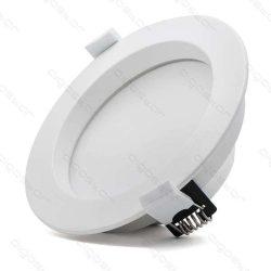 LED beépíthető lámpa E5 Downlight 18W meleg fehér (furat:150mm)