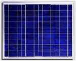 MWG 20W polykristályos napelem