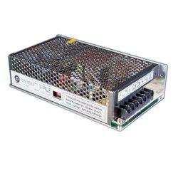 Led tápegység POS-150-12 150W 12V 12.5A Fémtokozás
