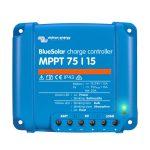 Victron Energy BlueSolar MPPT 75/10A napelemes töltésvezérlő 12/24V
