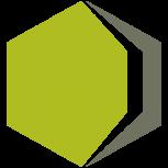 "Led alumínium profil ""L"" alakú"