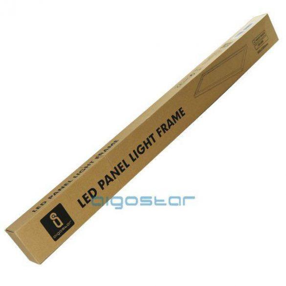 LED panel kiemelő keret fehér 300x1200mm