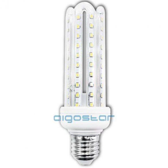 Kukorica LED izzó, 13W, E27 foglalattal, hideg fehér