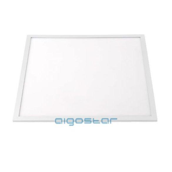 LED panel 600x600 50W természetes fehér fehér keret