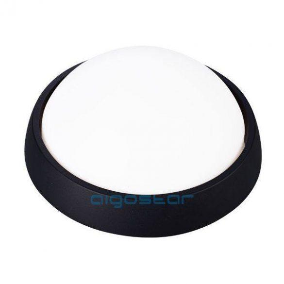 AIGOSTAR LEDES falra szerelhető kültéri lámpa E5 4W kerek kültéri IP54