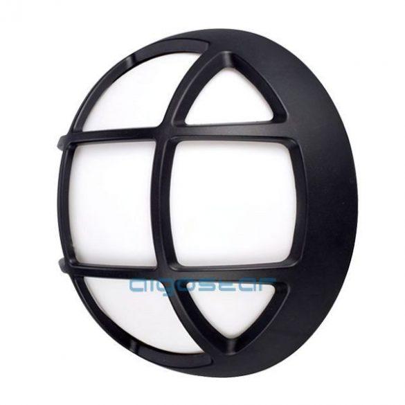 AIGOSTAR LEDES falra szerelhető kültéri lámpa E5 4W kerek kültéri IP54 x