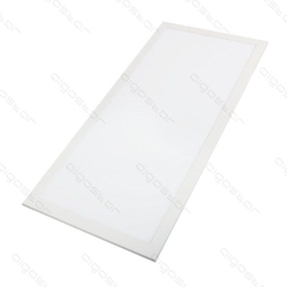 LED panel 600x1200 60W természetes fehér fehér kerettel