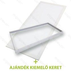 Aigostar LED Panel 600x1200 60W 6000K +ajándék kiemelő keret