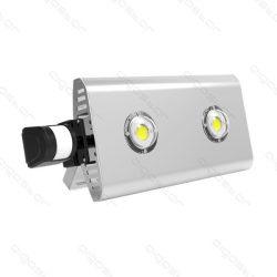LED Reflektor mozgásérzékelővel 80W COB természetes fehér IP65