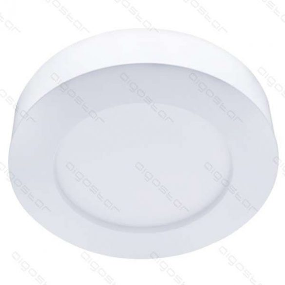 AIGOSTAR LEDES lámpa E6 kerek 6W Meleg fehér