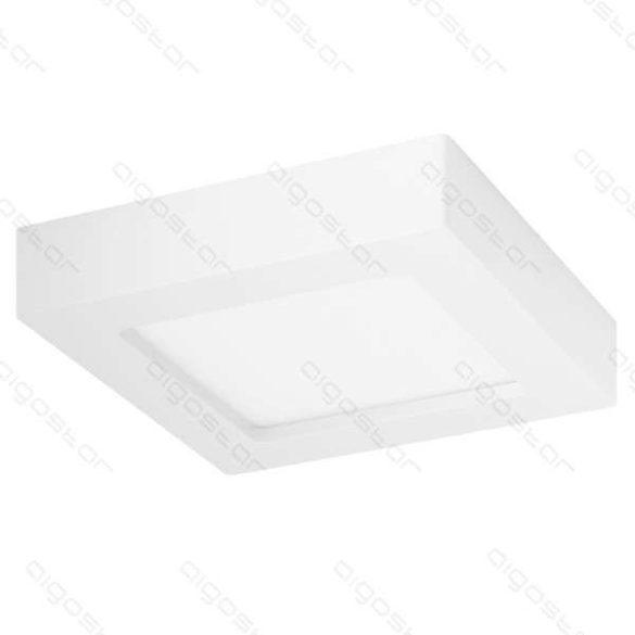 AIGOSTAR LEDES lámpa E6 szögletes 6W Meleg fehér
