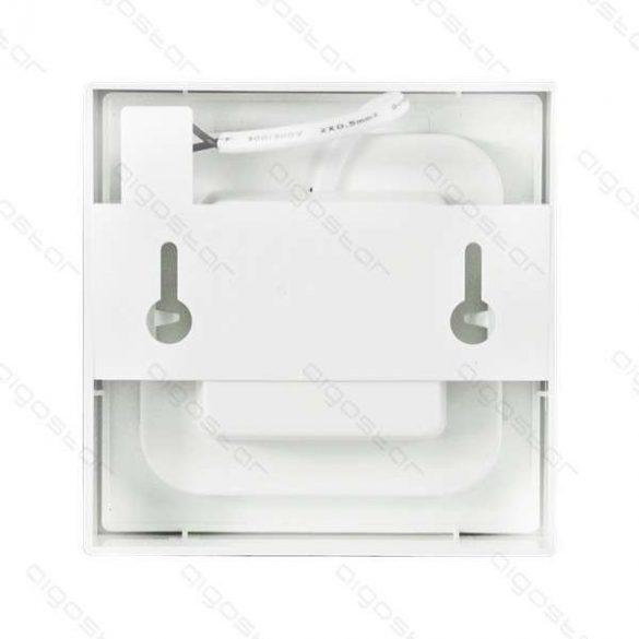 AIGOSTAR LEDES lámpa E6 szögletes 9W Meleg fehér