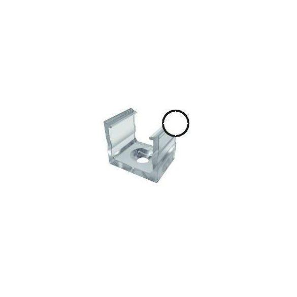 Rögzítő elem Standard(A)led profilokhoz Fehér Mini