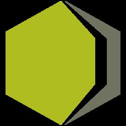 Műanyag Végzáró Beépíthető (B) led profilokhoz Fekete