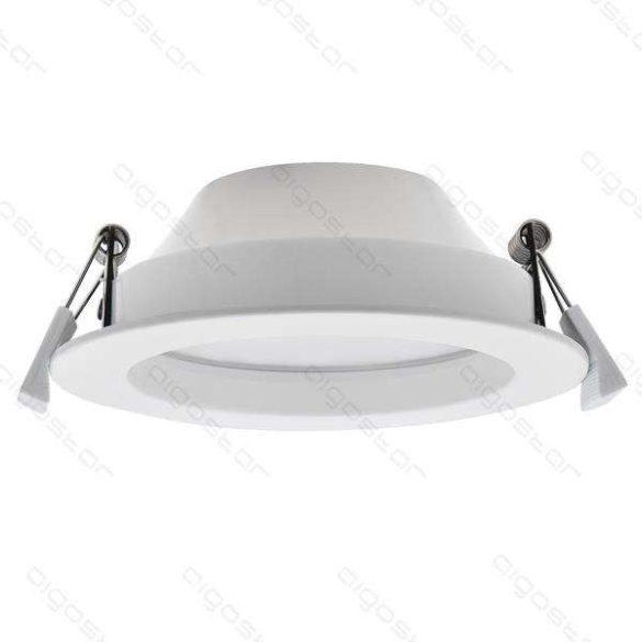 AIGOSTAR LED beépíthető lámpa E5 Downlight 14W hideg fehér (furat:130mm)