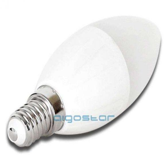 Aigostar LED Gyertya izzó E14 4W 270° Hideg fehér