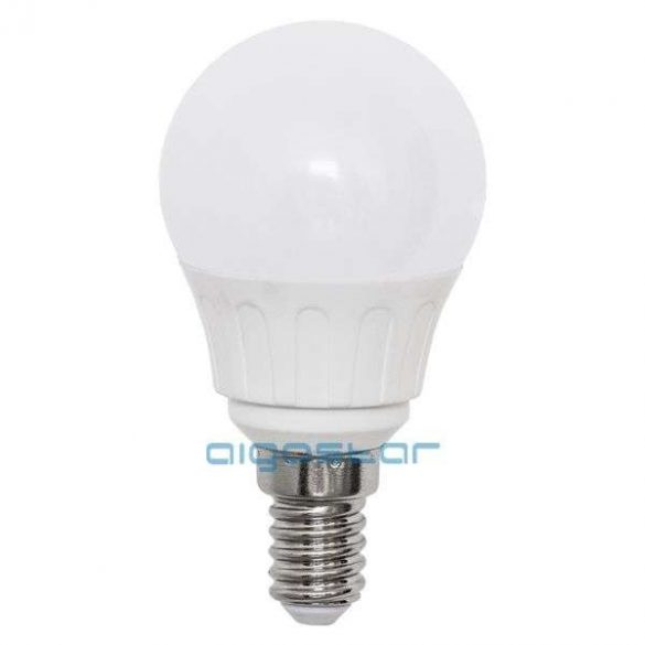 Aigostar LED izzó G45 E14 4W 280° Meleg fehér