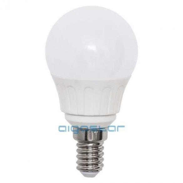Aigostar LED Gömb izzó G45 E14 5W 280° Meleg fehér