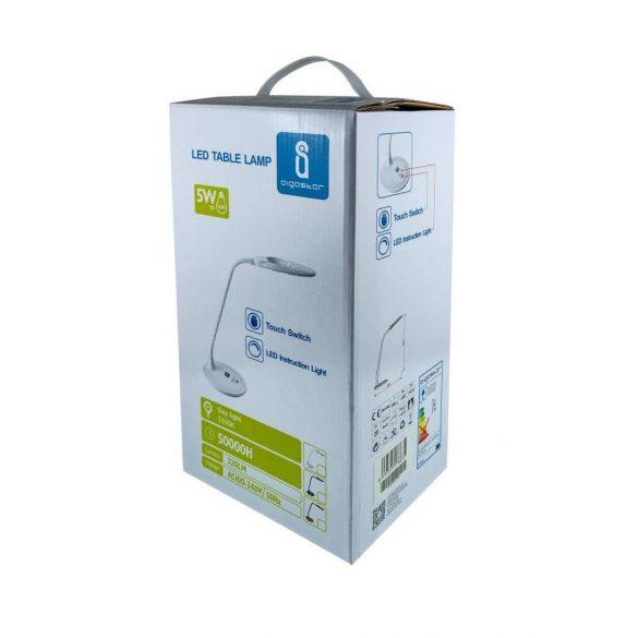 Aigostar-LED-asztali-lampa-feher-5W-erintos-fenyeroszabalyozhato