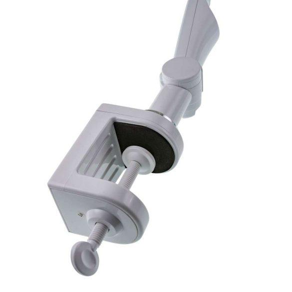 Asztali lámpa rögzítő szett (fehér)