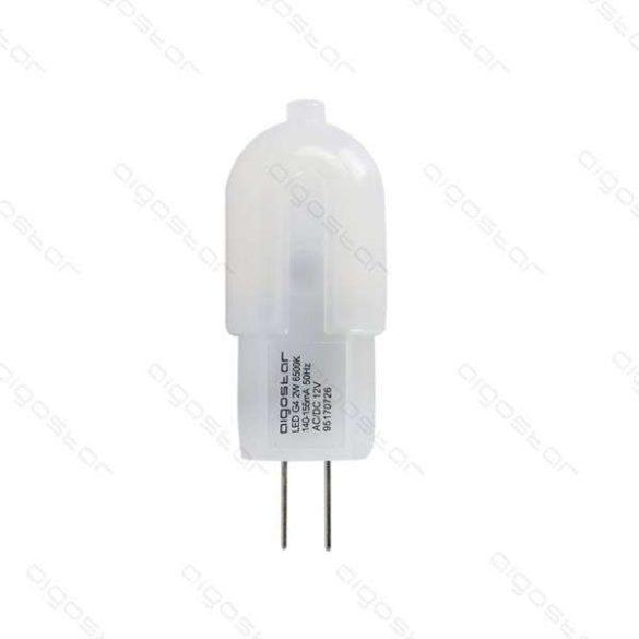 LED izzó G4 2W Meleg fehér