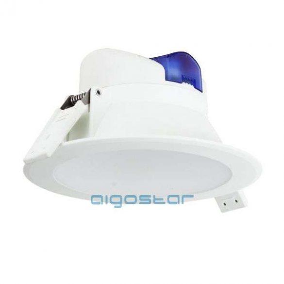AIGOSTAR LED beépíthető lámpa E5 Downlight 10W hideg fehér (furat:95mm)