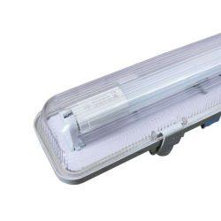 LED fénycső armatúra vízálló 1x1,2m