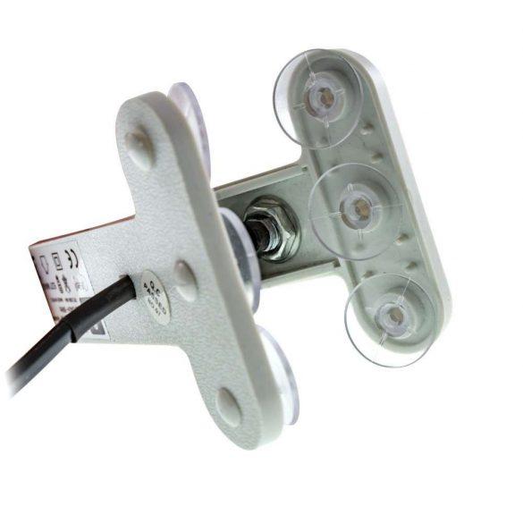 Aigostar-Asztali-lampa-feher-csiptetos-E27-foglalattal
