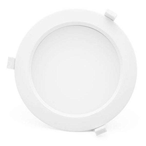 AIGOSTAR LED beépíthető lámpa E5 Downlight 21W meleg fehér (furat:175mm)