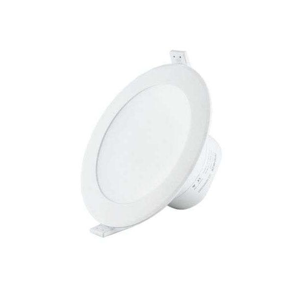 AIGOSTAR LED beépíthető lámpa E5 Downlight 18W meleg fehér (furat:150mm)