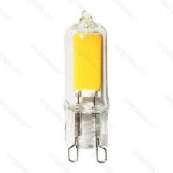 LED izzó G9 2W Meleg fehér