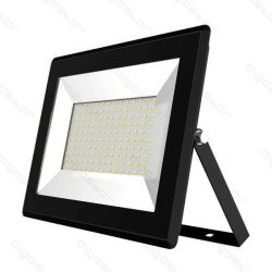 LED SLIM Reflektor 100W hideg fehér IP65