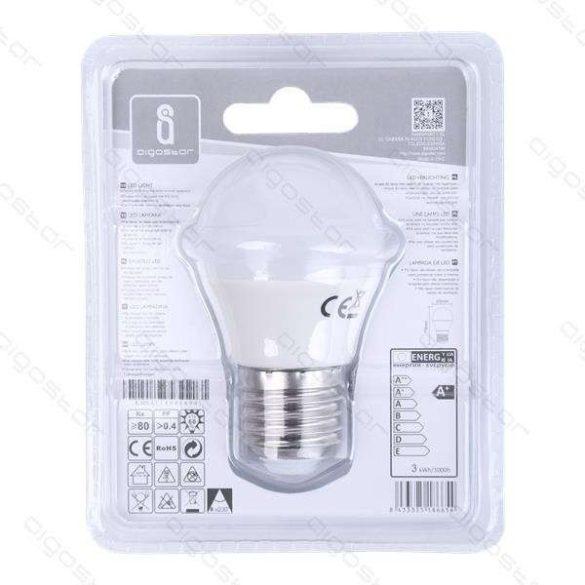 AIGOSTAR LED izzó G45 3W E27 Természetes fehér