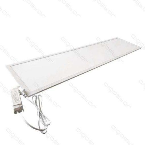 LED falon kívül szerelhető lámpa 18W négyszögletes természetes fehér