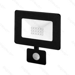 LED SLIM SENSOR Mozgásérzékelővel 10W Természetes fehér