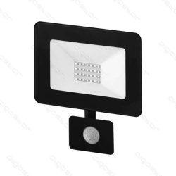 LED SLIM SENSOR Mozgásérzékelővel 20W Természetes fehér