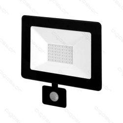 LED SLIM SENSOR Mozgásérzékelővel 30W Természetes fehér