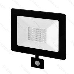 LED SLIM SENSOR Mozgásérzékelővel 50W Természetes fehér