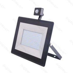 LED SLIM SENSOR Mozgásérzékelővel 100W Természetes fehér