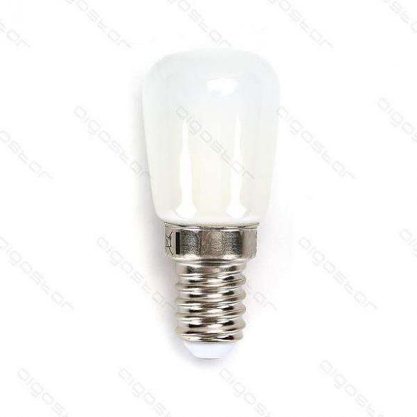 Aigostar LED Hűtővilágítás E14 4W Hideg fehér Opál Búrával