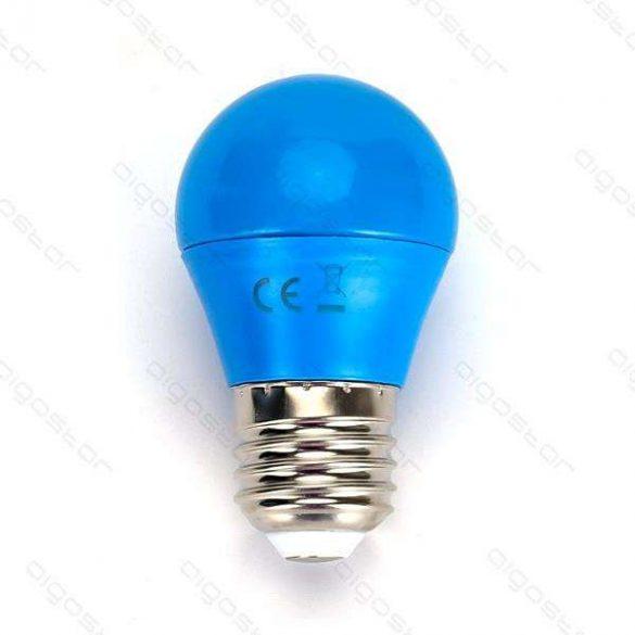 Aigostar Led izzó G45 E27 4W Kék búrával