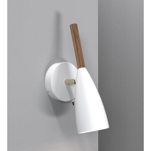 Nordlux PURE 10 Fehér Fali lámpa