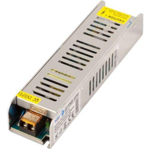 ADLER Led tápegység ADLS-100-12 100W 12V slim fémházas