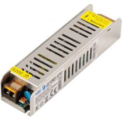 ADLER Led tápegység ADLS-120-12 120W 12V slim fémházas