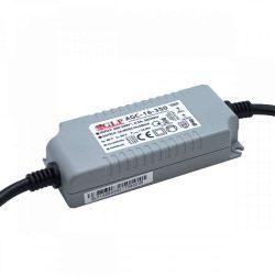 GLP Led tápegység AGC-16-350 16,8W DC 18 ÷ 48V 350mA IP 40