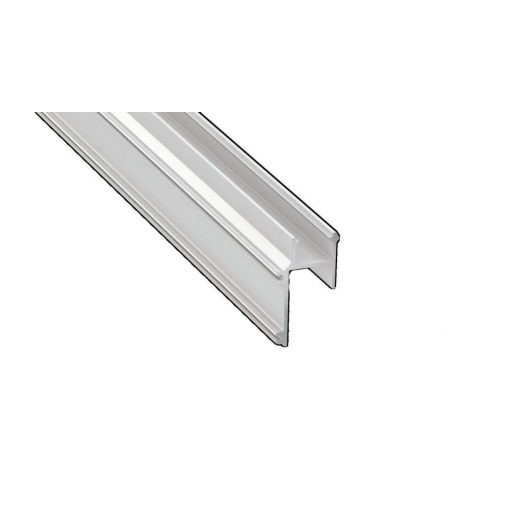 Led Alumínium Profil APA16 1 méter Fehér