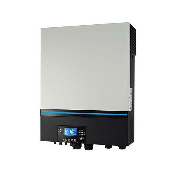 Axpert VM III 5000W 48V 1 fázisú szinuszos szigetüzemű inverter