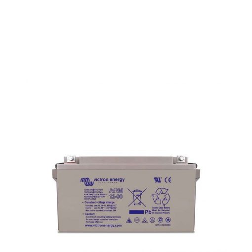 VICTRON AGM akkumulátor napelemekhez 12V/8Ah, 2 Év garancia