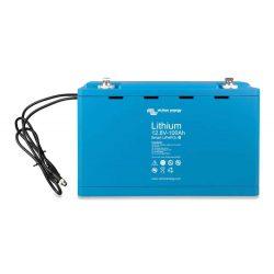 LiFePO4 Akkumulátor 12,8V/100Ah Smart