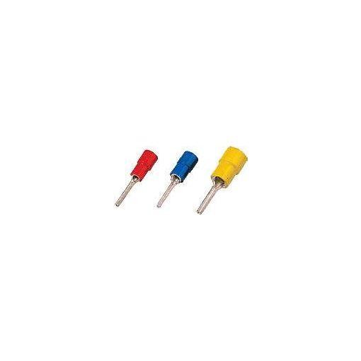 Csapos kábelsaru 1.5-ös vezetékhez 12A-ig kék szigeteléssel